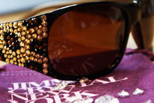 pair sunglasses with jewels